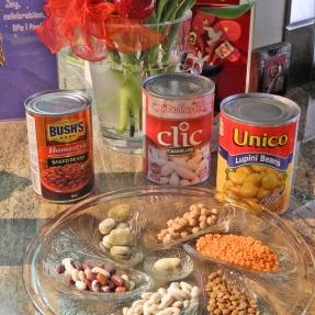 Beans, the musical fruit