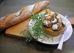 Low-fat escargots (sort-of)