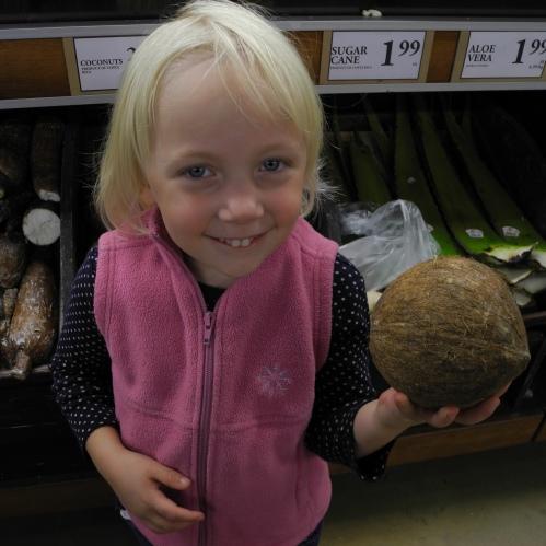 I've got coconuts