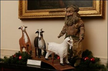 Christmas in the White House, 2003, Wikipedia
