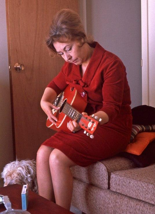 Quiet moment, 1965