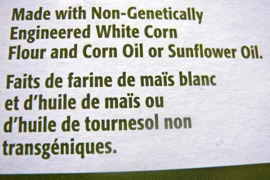 Processed food - seed crackers, corn-based