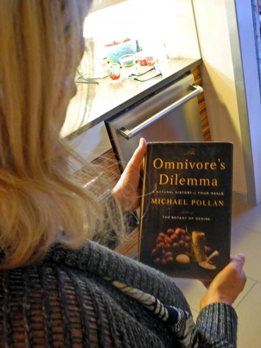 Omnivore's dilemma - Pollan