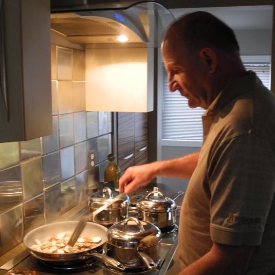 Prepping for hasenpfeffer