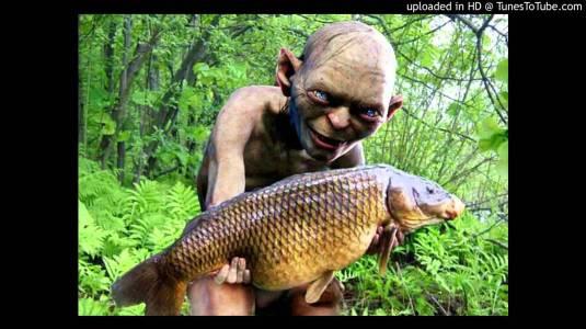 gollum fish