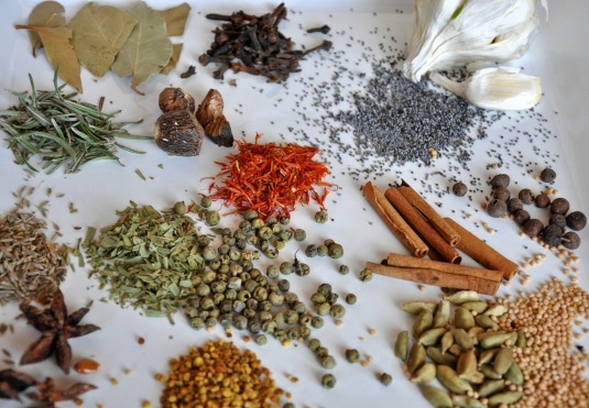 Spice medley