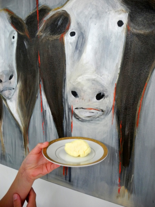 Cottage butter - cows